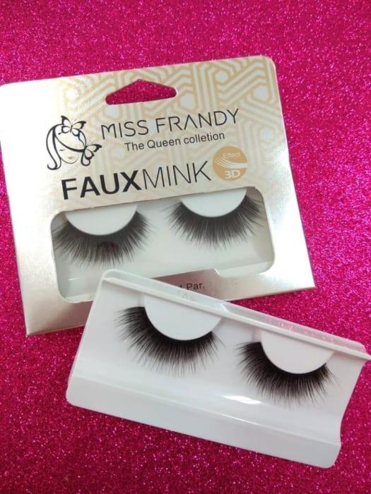 Miss Frandy Cílios Postiços Faux Mink 3D1005 (0)